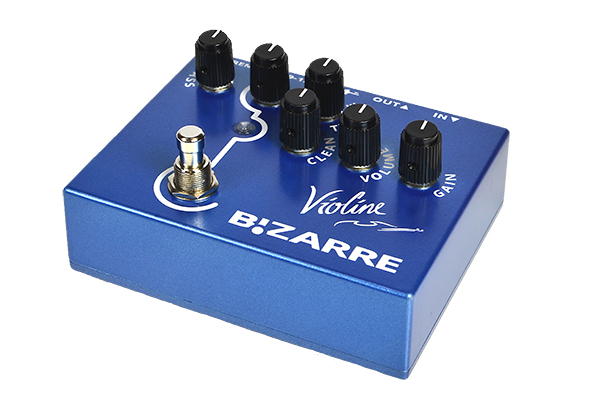 _1N_Bizarre Violine - Best distortion pedal - violine right front